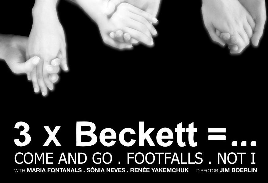 3xBeckett = …by Samuel Beckett