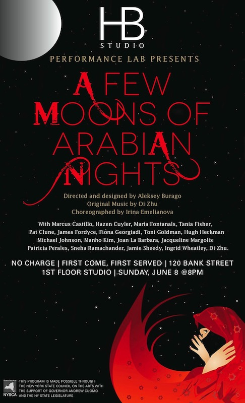 A Few Moons of Arabian Nights