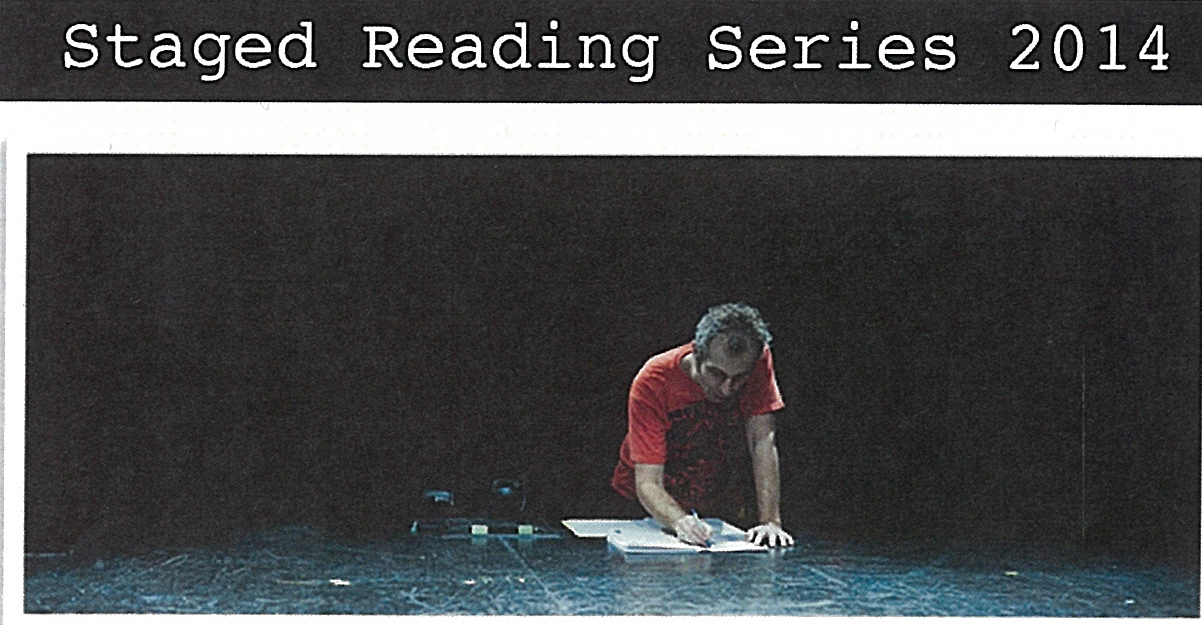 Staged Reading Series 2014